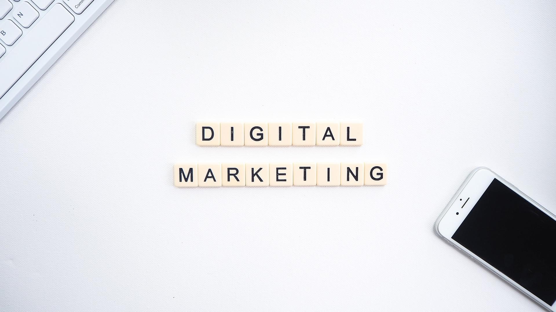 Digitální marketing online