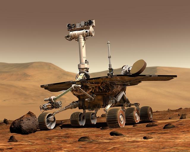 Z vědy a techniky – roboty