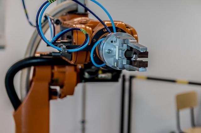 robotické rameno