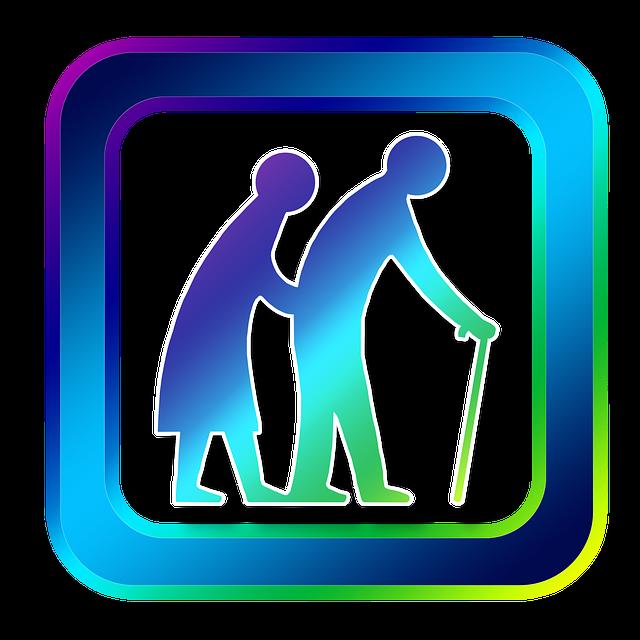 párek důchodců