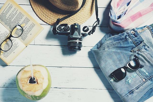 věci na dovolenou