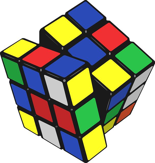 Rubikova kostka po 46 letech